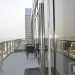 Evo balcony