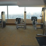 Gym at The Ritz-Carlton Residences at LA Live