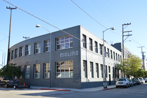 Molino Lofts Exterior Street view