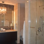 Bathroom Shot at The Ritz-Carlton Residences at LA Live