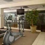 Gym at The Skyline Condominiums