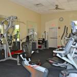 Gym at Market Lofts