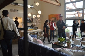 Opening Weekend draws crowds at the Barker Block Phase 2 Broker's Open and Grand Opening