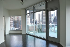 WaterMarke Loft with skyline view