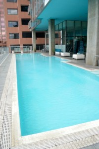 Gorgeous WaterMarke Towers pool