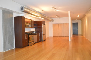 Living Room Elleven Condo Unit 506
